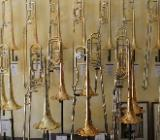 C.G. Conn 88 H Symphony Bb / F - Posaune U.S.A. Neuware - Hagenburg