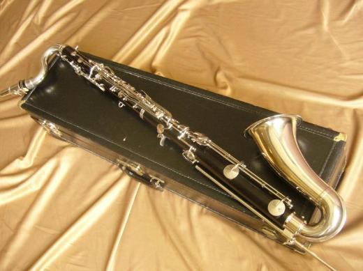 Le Blanc Bass-Klarinette Professionelle Vintage - Pulheim
