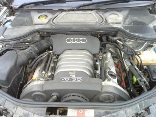 Audi A4 (8E2, 8E5, B6) 3,0 V6 Motor Benzin ASN 220 PS 1 Jahr Garantie