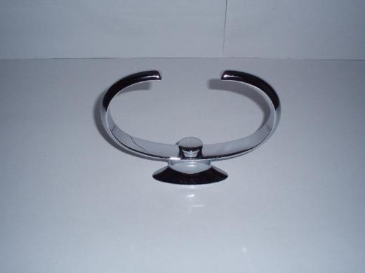 Toilettenpapierhalter von Keuco, gebr., Top Zustand, neuwertig, kostenloser Versand