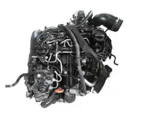 Audi Seat Skoda VW 2,0 TDI Motor komplett Diesel CFH 1 Jahr Garantie mit Anbauteile - Gronau (Westfalen)