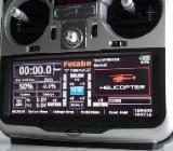 Futaba T18mz Modus II  Fasst 2.4 ghz - Hof