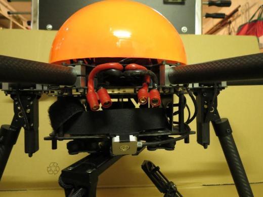 Flightcopter FC6-800 RTF Drone, 2 Sender, Ladegerät, Akkus - Kleve