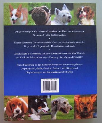 Alderton: Der Hund. Ein unverzichtbarer Ratgeber für jeden Hundefreund. - Münster