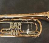 Cerveny Basstrompete Goldmessing, Mod. CTR 792, Neuware - Hagenburg