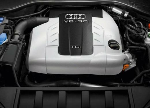 Audi A8 (4H_) 3,0TDI Motor CDTB Diesel 211 PS 1 Jahr Garantie - Gronau (Westfalen)