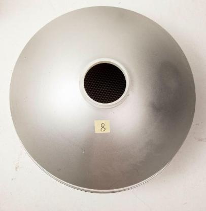 Briese Blitzanlage: 5x Blitzkopf, 7x Softbox, 4x Dish, 2x Wabe, Generator, Kabel - Worms