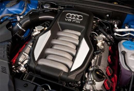 Audi A5 S5 (8T3) quattro Motor 4,2 Benzin CAUA 354 PS 1 Jahr Garantie - Gronau (Westfalen)