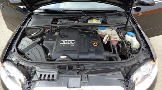 Audi A6 (4F2 4F5 C6) 2,0 TDI 16V Motor Diesel BRE 140 PS 1 Jahr Garantie - Gronau (Westfalen)