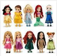 Disney Cinderella Puppe groß