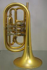 Melton 129 Basstrompete / Bass - Trompete in B, Unikat, Neuware