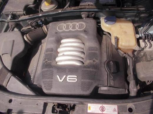 Audi A8 (4D2 4D8) 2,8 V6 30V Motor Benzin ACK 193 PS 1 Jahr Garantie - Gronau (Westfalen)