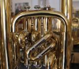 Besson Euphonium Mod. 767, voll kompensiert, Neuware inkl. Koffer - Hagenburg