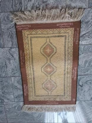 Handgeknüpfter kleiner Teppich - Nottuln