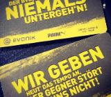 Dauerkarten Borussia Dortmund Südtribüne Block 12 2019 - Essen