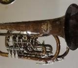 B & S Vintage Konzert - Flügelhorn. Neuware inkl. Koffer - Hagenburg