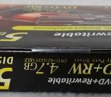 TEVION DVD + Rewriteable 5 Discs NEU - originalverpackt - Raesfeld