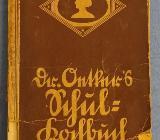 Dr. Oettker Schul Kochbuch von 1902 - Raesfeld
