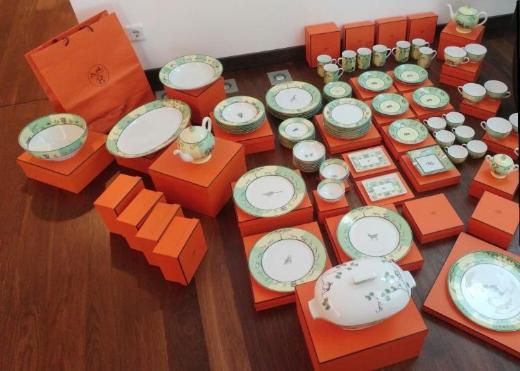 Porzellan Ankauf Hermes Paris kaufe Hermes Porzellan verkaufen