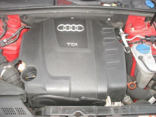 Audi A5 (8T3) 2,0 TDI Motor CAHA Diesel 170 PS 1 Jahr Garantie - Gronau (Westfalen)