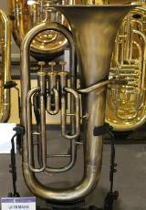Yamaha Euphonium YEP 201. Sonderlackierung mit Koffer und Mundstück