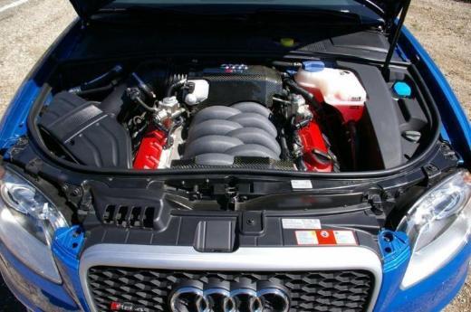 Audi A4 4,2 FSI RS4 Quattro Motor Benzin 420 PS BNS 1 Jahr Garantie - Gronau (Westfalen)