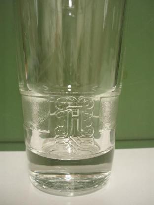 Asbach Uralt Geschenkdose mit Kordel & Schleife und original Asbach Longdrink Glas - Münster
