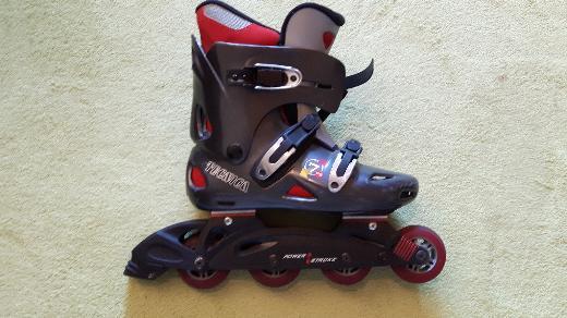 """Herren Inline-Skates """"TECNICA"""" für 45,00 € (VB) zu verkaufen!! - Münster"""