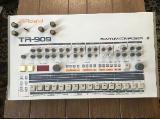 Roland TR-909 Rhythm Composer Drumcomputer