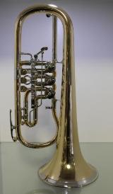 Miraphone 24 R Premium Konzert - Flügelhorn aus Goldmessing / Sonderanfertigung / Neuware