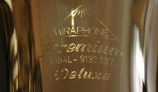 Miraphone Loimayr Premium Deluxe Bariton 54 L Goldmessing. Neuware - Hagenburg