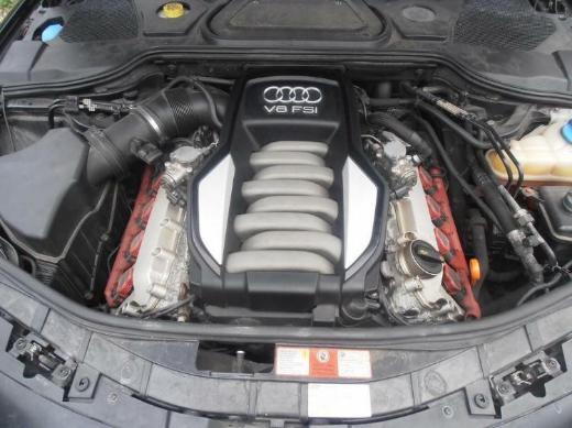 Audi A6 (4F2 4F5, C6) 4,2 FSI Motor BVJ 350 PS Benzin 1 Jahr Garantie - Gronau (Westfalen)
