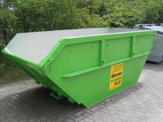 Container für die Wohnungsentrümpelung, Mischabfall, Sperrmüll etc. !