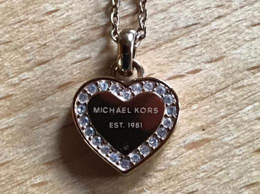 Michael Kors, Halskette, rosé, Edelstahl, MKJ3971791
