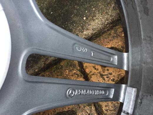 AMG Mercedes Benz C63 W205 Winterräder Alufelgen - Nürnberg