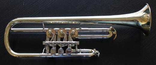 Original Herbert Lätzsch D - Konzert - Trompete - neuwertig - Hagenburg