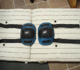 Inlineskater, Größe 40 der Marke Trex SX 5, mit Knieschoner, gebraucht in gutem Zustand - Münster