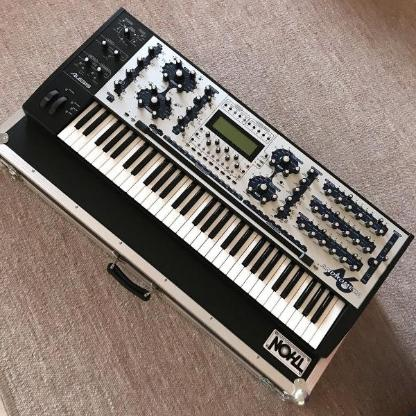 Alesis Andromeda A6 Analog Synthesizer - Berlin