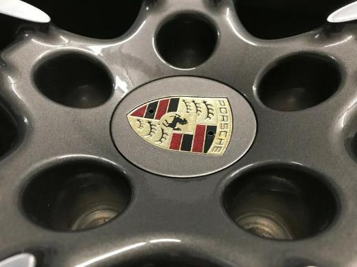 """Porsche Cayenne Turbo II 21"""" Sommerreifen - München"""