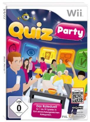 Quiz Party für Wii und für Wii U