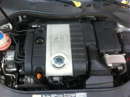 Audi TT (8J3 8J9) 2,0 TFSI Motor Benzin BPY 200 PS 1 Jahr Garantie - Gronau (Westfalen)