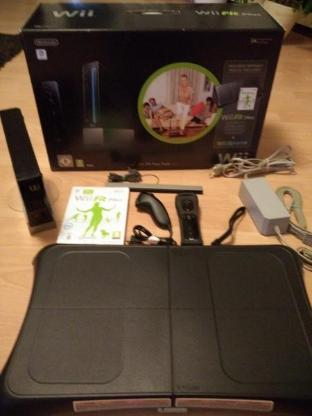 Wii Fit Plus + Wii Sports