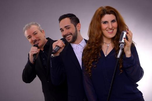 Italienische live band mit Internationale musik