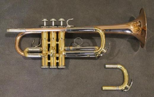 Yamaha Profiklasse D - Eb / Es - Trompete mit Koffer