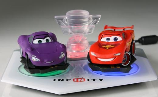 Disney Infinity Starter Set (Spiel) + 22 Figuren + 3 Welten - Neuenkirchen (Kreis Steinfurt)