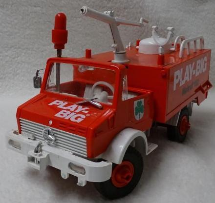 PLAY BIG Feuerwehrauto - Retro - Oldie - SELTEN!!!