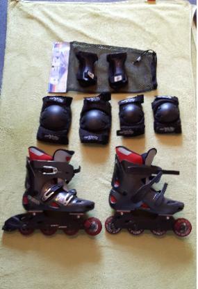 """Herren Inline-Skates """"TECNICA"""" für 45,00 € (VB) zu verkaufen!!"""