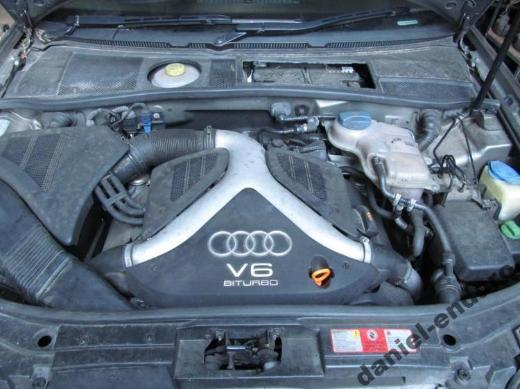 Audi A6 (4B, C5) 2,7 Biturbo Motor Benzin 250 PS ARE 1 Jahr Garantie - Gronau (Westfalen)