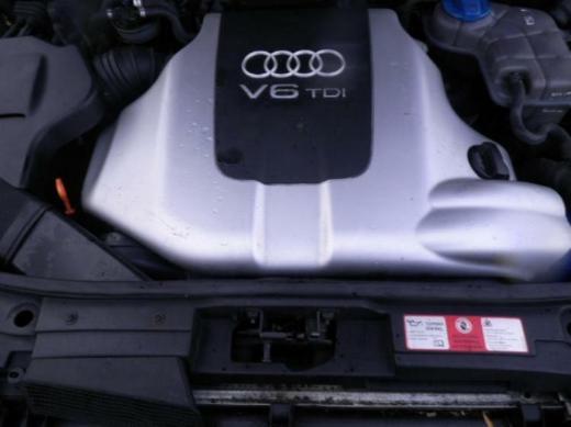 Audi A4 (8EC, 8ED B7) 2,5 TDI Motor BDG Diesel 163 PS 1 Jahr Garantie - Gronau (Westfalen)