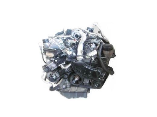 Chrysler 300 Jeep Grand Cherokee Mercedes EXL Motor 642982 komplett Diesel mit Anbauteile - Gronau (Westfalen)
